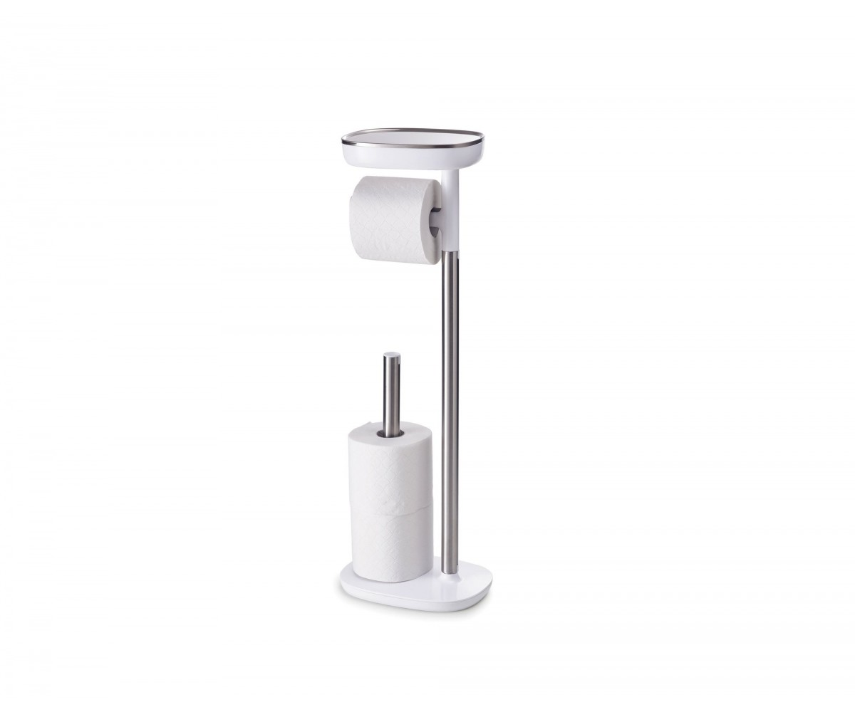 Easy Store Steel Toiletpapir holder - Joseph Joseph