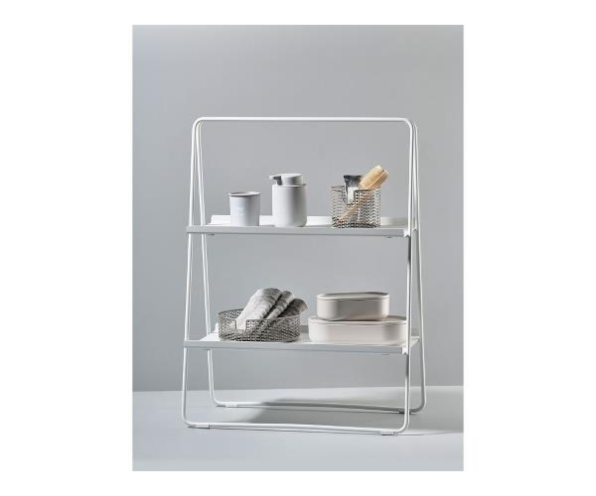 Zone A-Table Reol 53 x 29 x 75 cm White-021